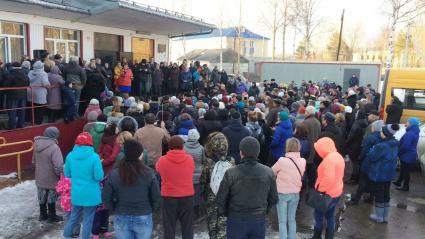 Встреча с жителями МО «Катунинское»