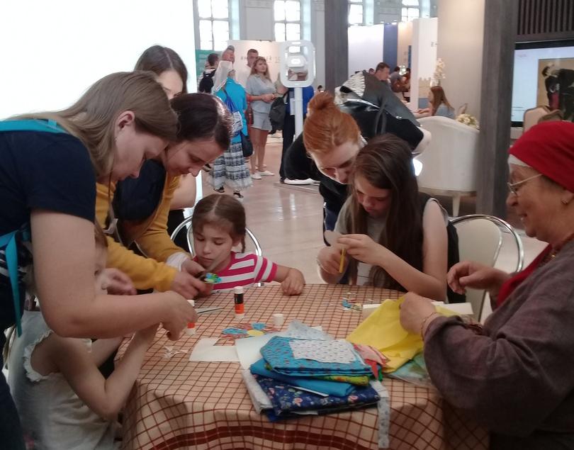 Приморский район на фестивале «Интермузей-2019»
