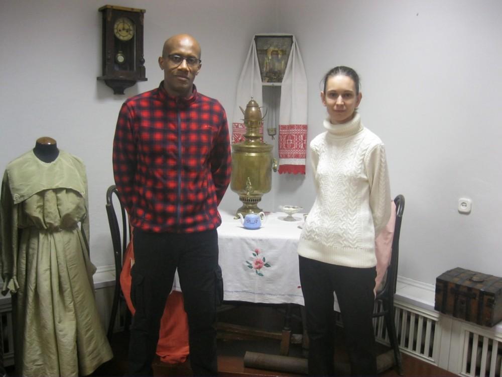 Работник музея стал участником проектной лаборатории «Сделано в музее— 2019»