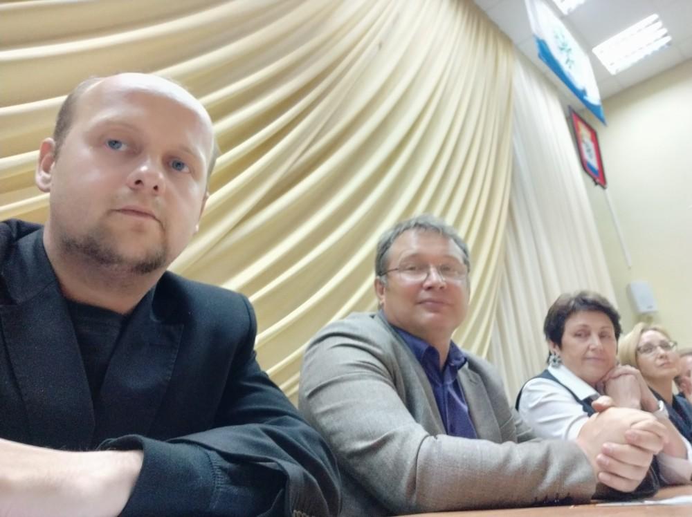 «Круглый стол» в Новодвинске
