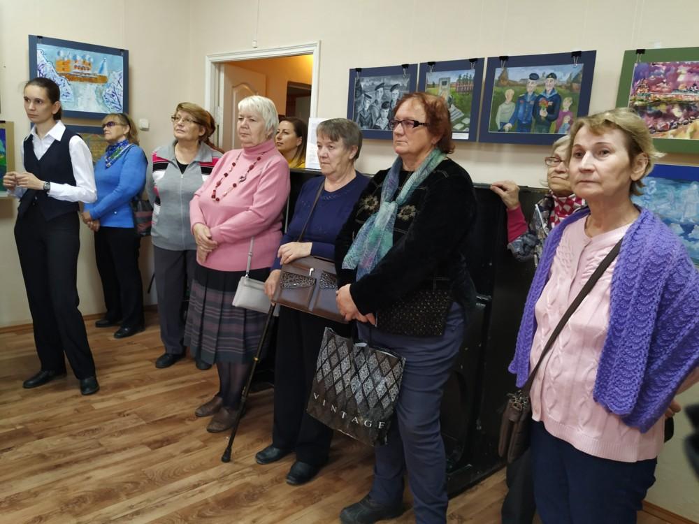 Выставка «Мои Соловки» в районном музее