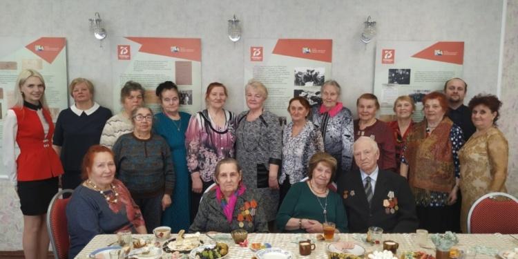 Выставка «В тылу как на фронте» в Боброво