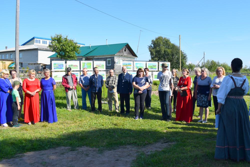 Вприморском районе продолжается Межрегиональный фестиваль-экспедиция «Патракеевка— родина капитанов»
