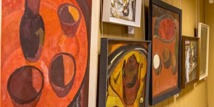 Художественная выставка «Поморский натюрморт. Время. Люди. Вещи»