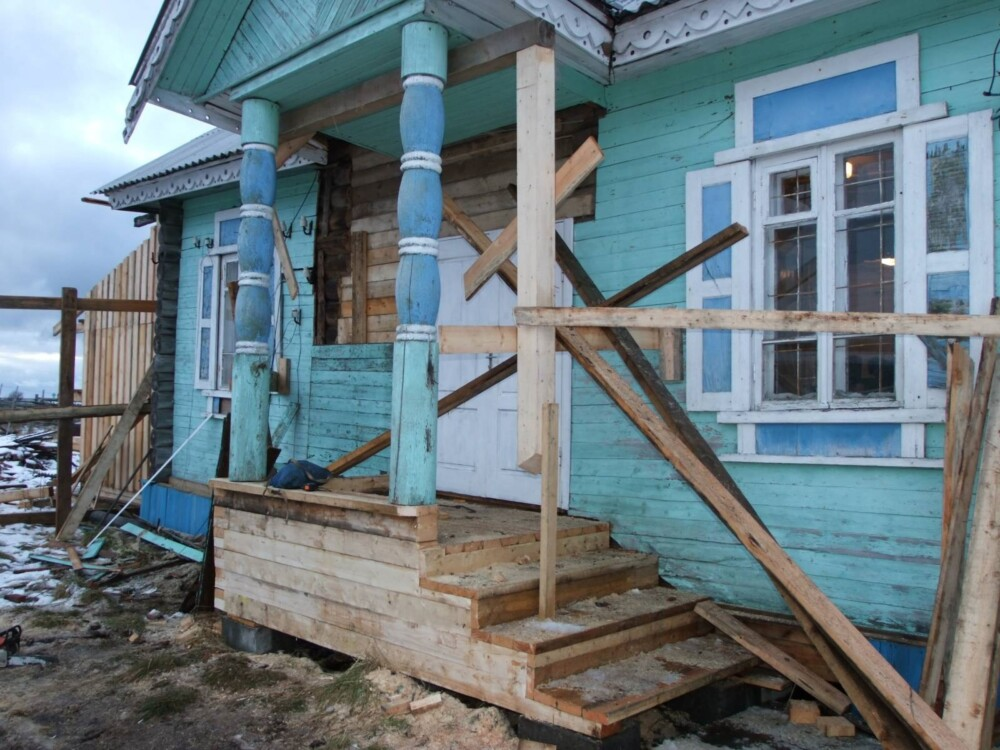 Новости проекта «На Зимнем береге, у Моря Белого»